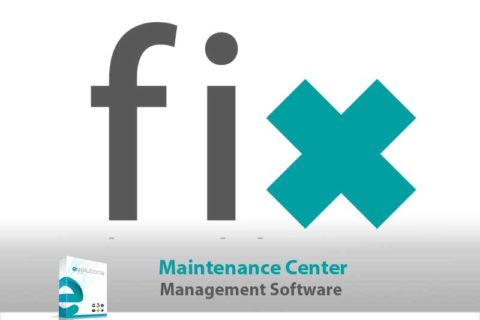 FIX maintenance center Management Software