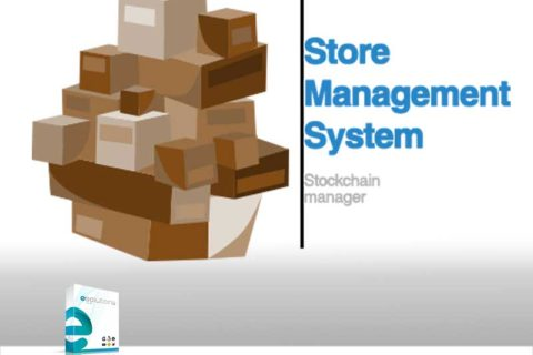 Stock Chain System